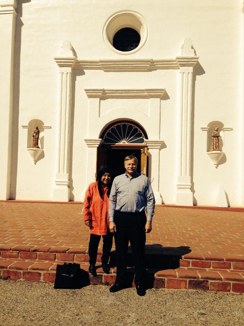 CHL #239 Mission San Luís Rey de Francia