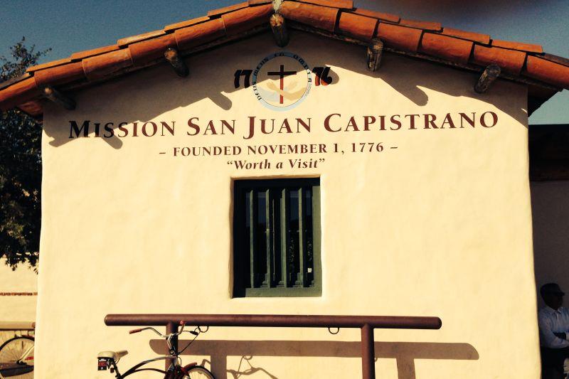 CHL #200 - Mission San Juan Capistrano