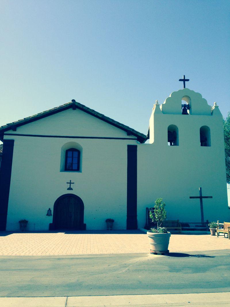 CHL #305: Mission Santa Inés
