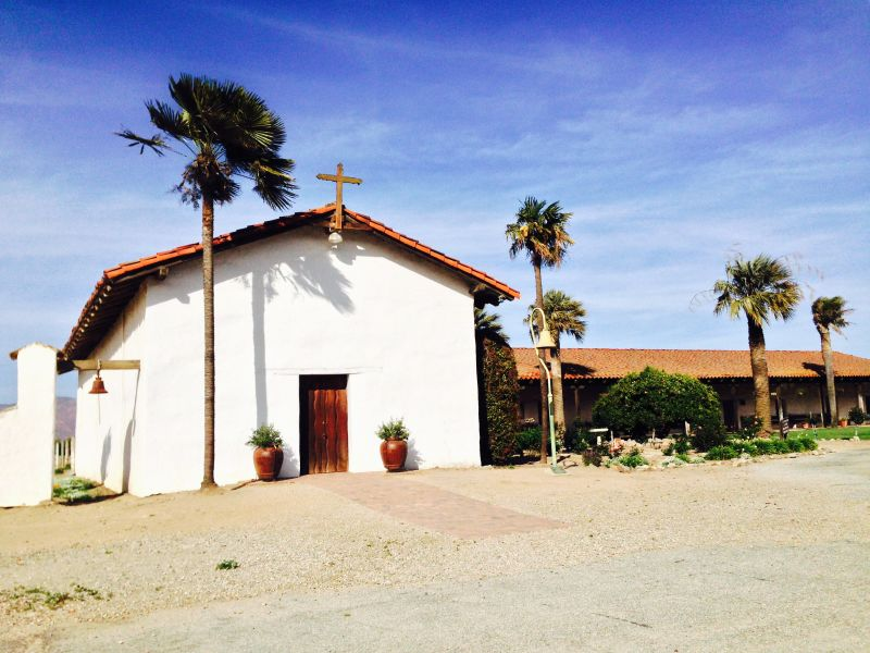 CHL #233 Mission Nuestra Señora de la Soledad