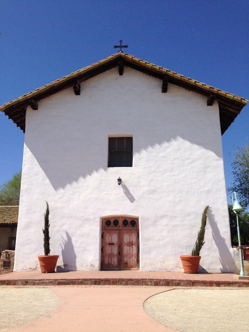 CHL #326 Mission San Miguel Arcángel