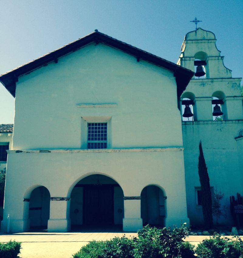 CHL #195 Mission San Juan Bautista