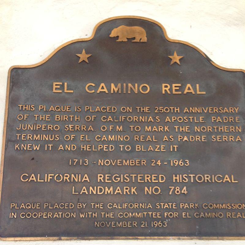 CSH #784 El Camino Real-- San Francisco