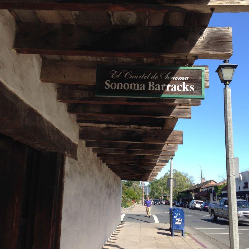 CHL #316 PRESIDIO OF SONOMA (SONOMA BARRACKS)