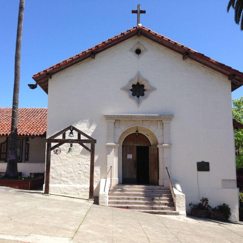 CHL #220 - Mission San Rafael Arcangel