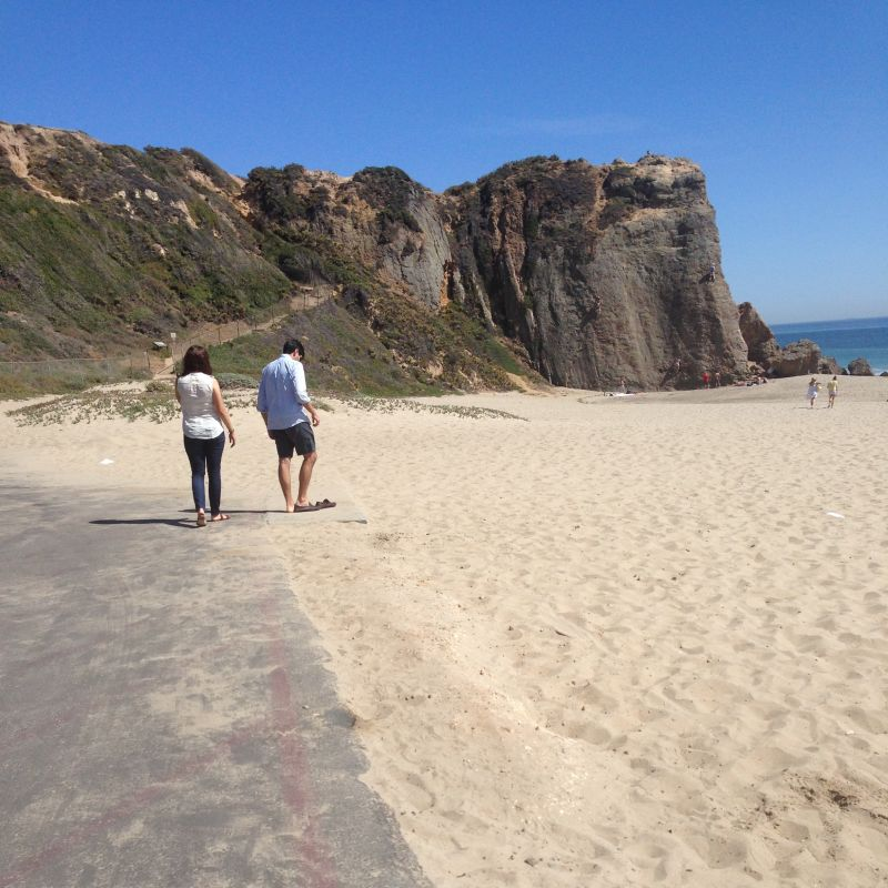 CHL #965 - Point Dume Beach