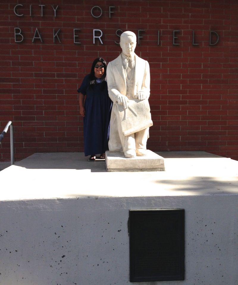 CHL #382 - Colonel Thomas Baker Memorial
