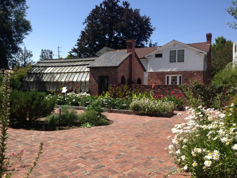CHL #234 - Luther Burbank House and Garden