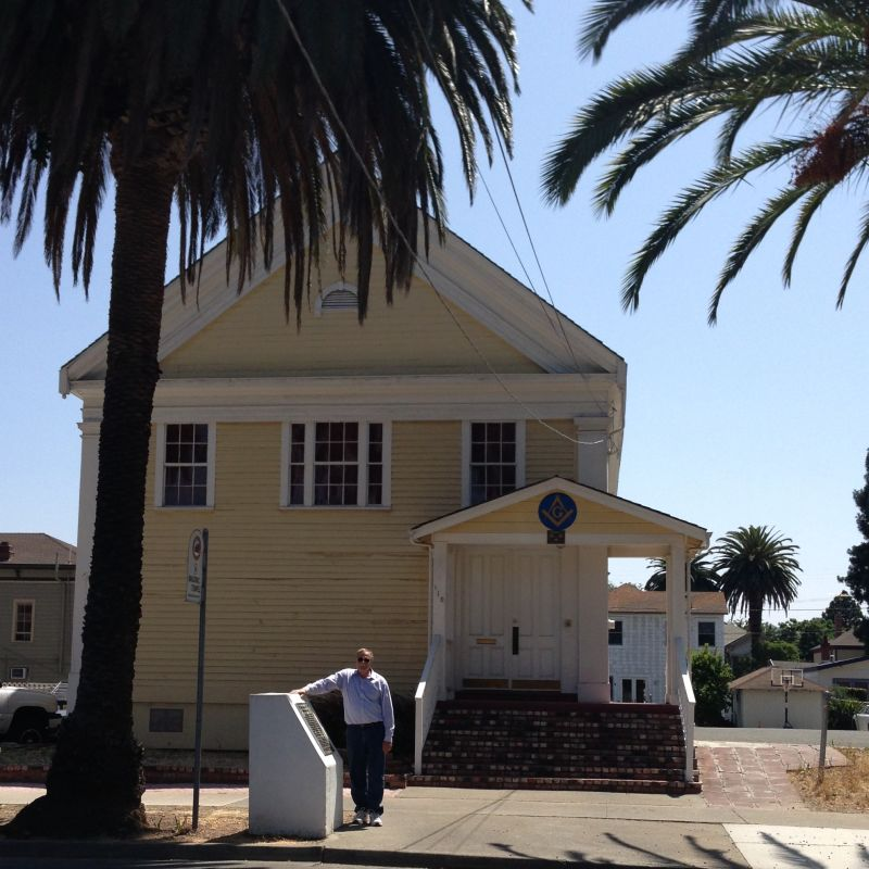 CHL #174 - Benicia Masonic Lodge