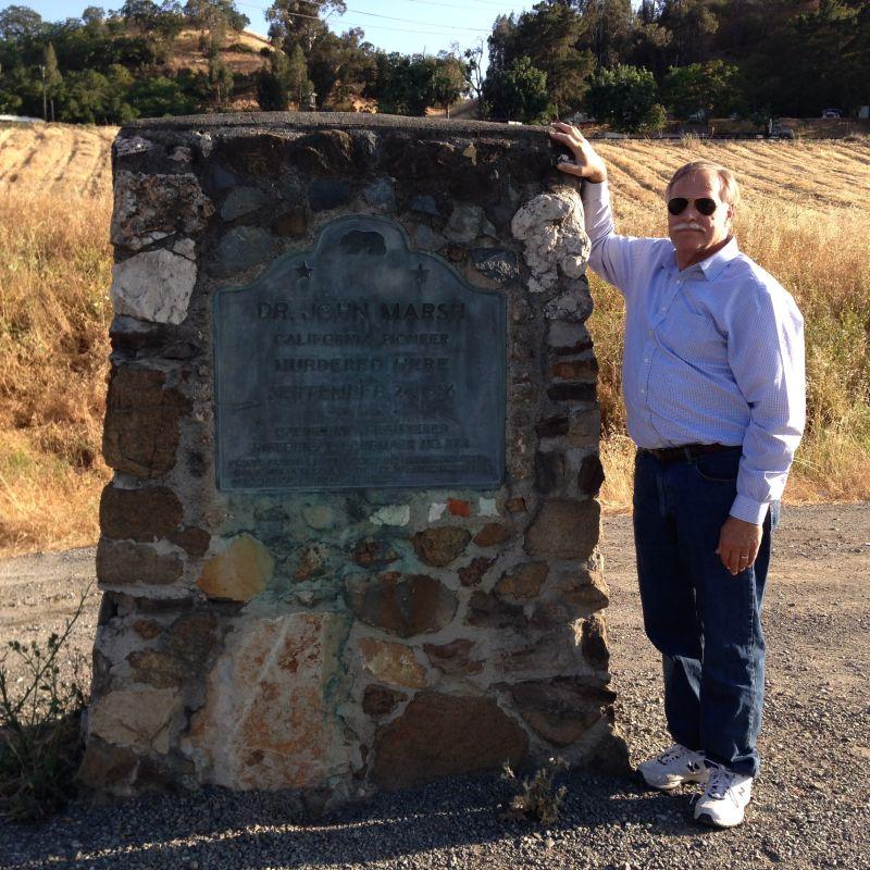 CHL #722 - Marsh Murder Site