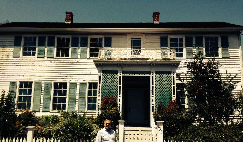 CHL #880 - Fischer-Hanlon House, Benicia