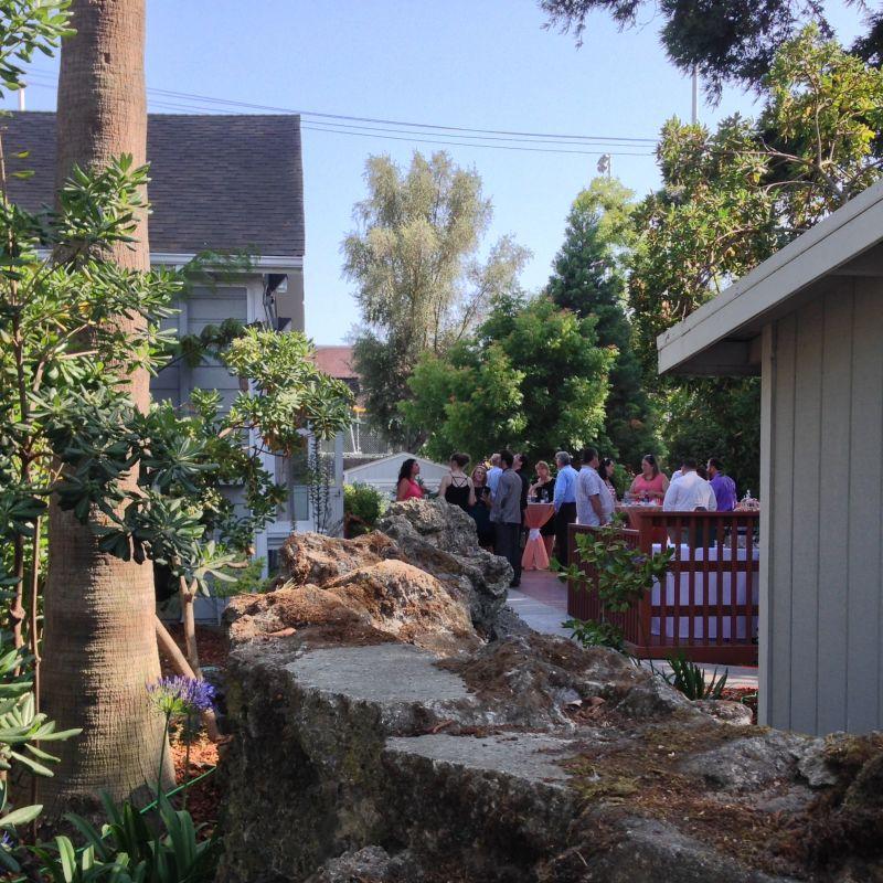 CHL #731 - Old Homestead, Crocket- We crashed a wedding toget the landmark.