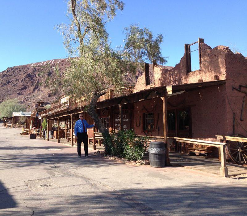 CHL #782 - Calico Main Street