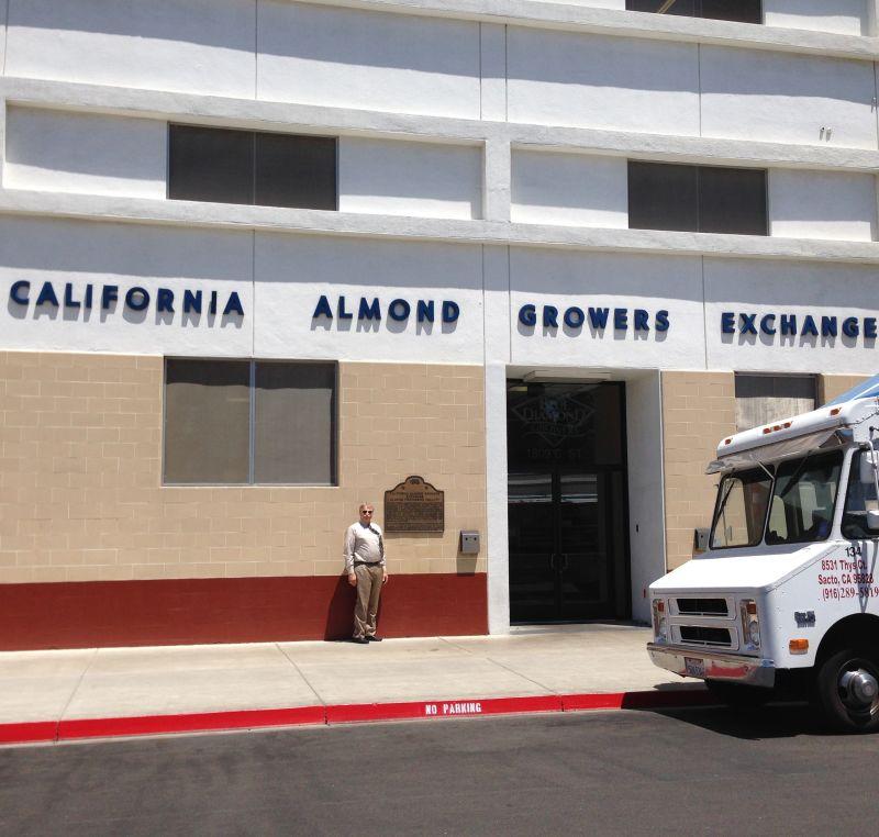 CHL #967 - California Almond Growers