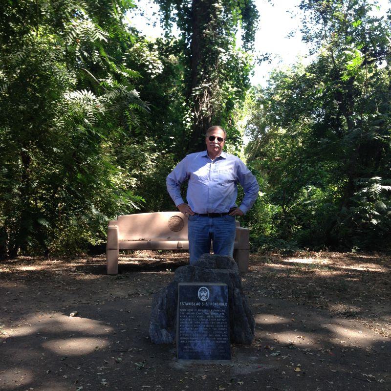 CHL #214  Battle Site - Memorial