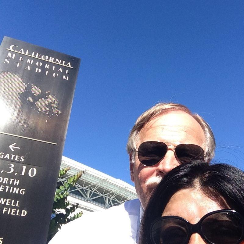 CHL #946 University of California, Berkeley Memorial Stadium