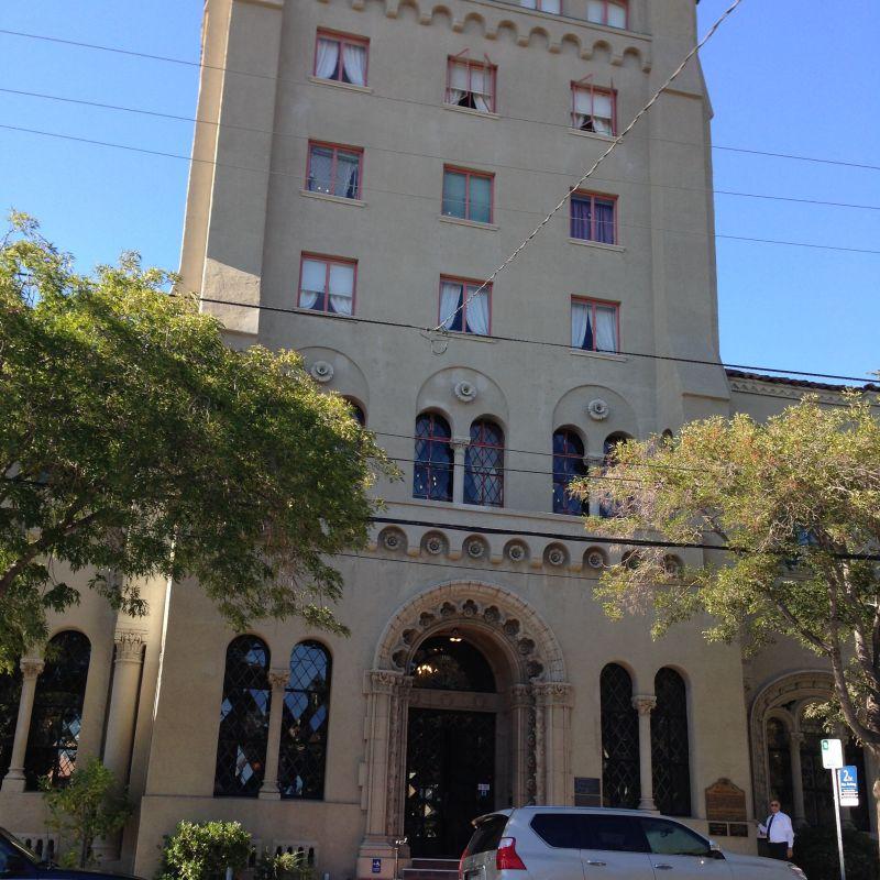 CHL #908  Berkeley City Club
