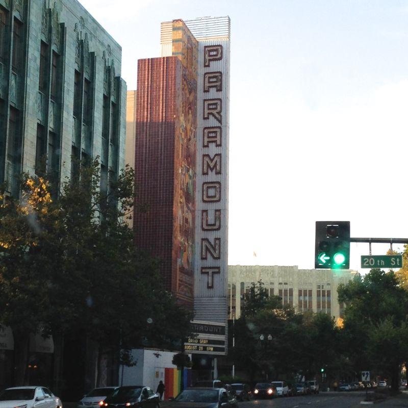 CHL #884 Paramount Theatre