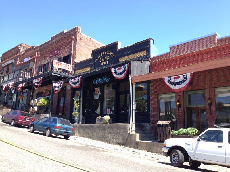 CHL #404 Auburn, Commercial Street