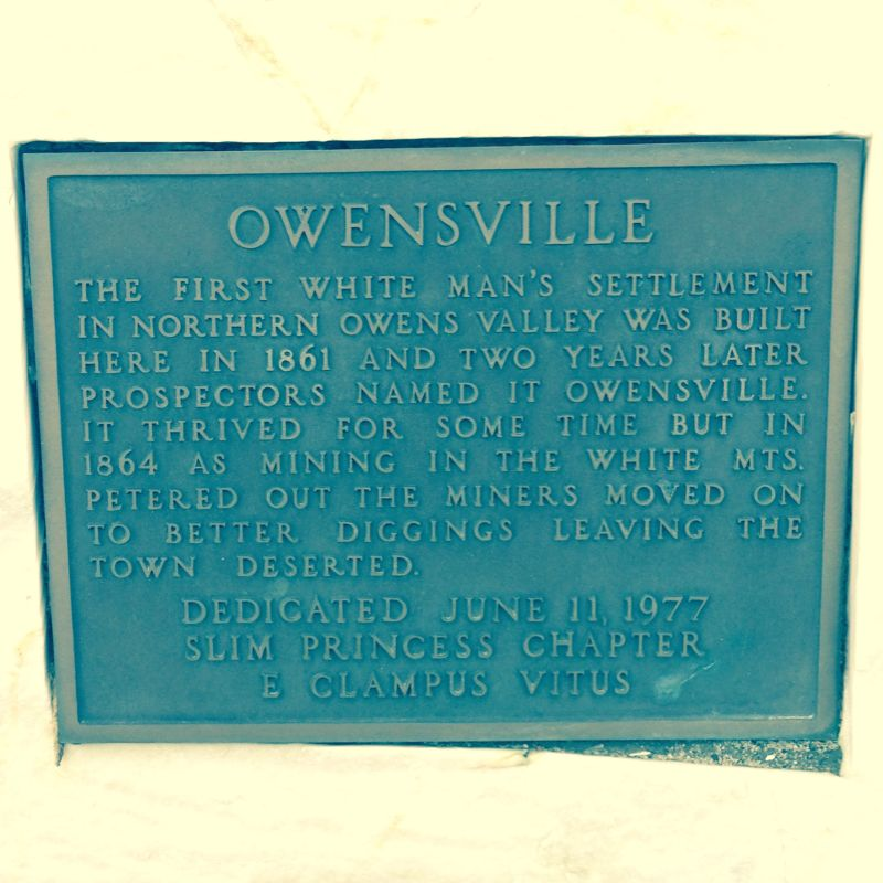 CHL #230 Owensville Private Plaque