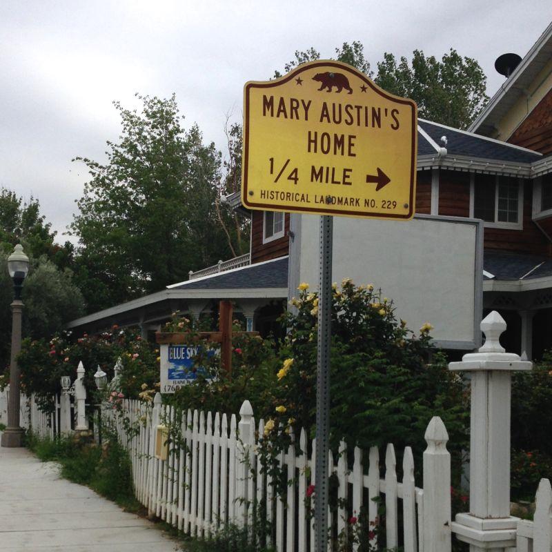 CHL #229  Austin Home Street sign