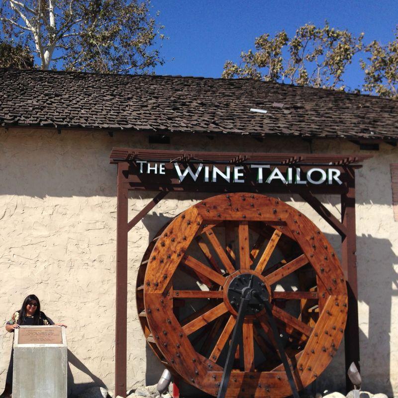 CHL #490 Cucamonga Rancho Winery Marker