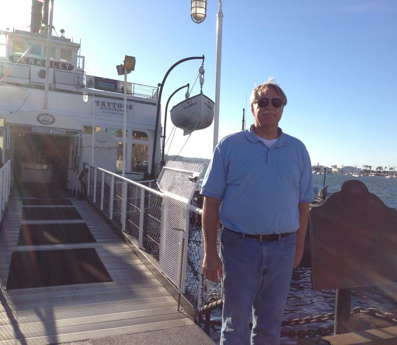 CHL #1031 Ferryboat Berkeley