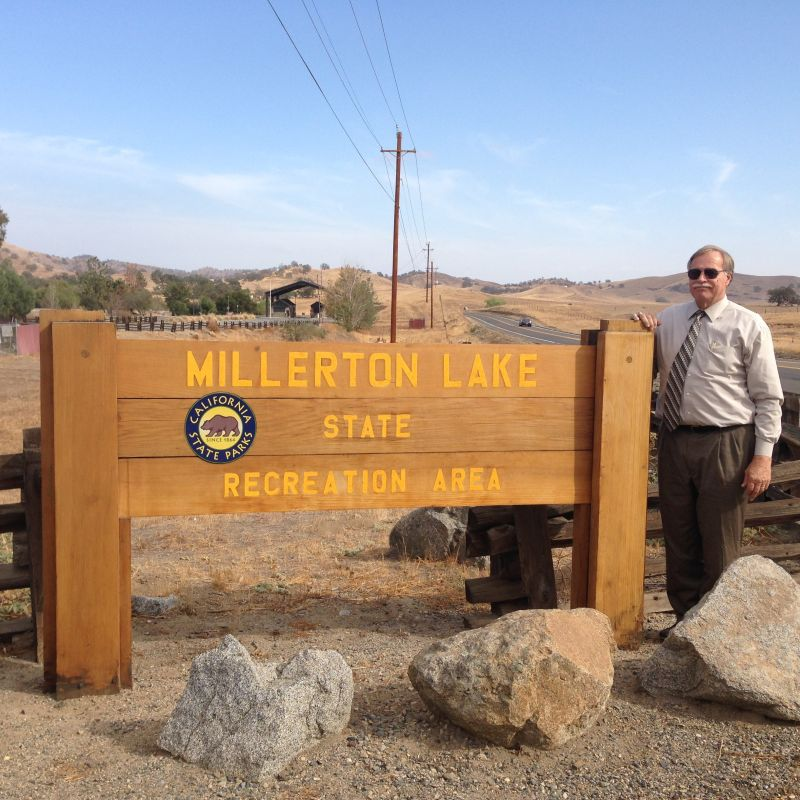 CHL #584 - Fort Miller  (Under Millerton Lake)