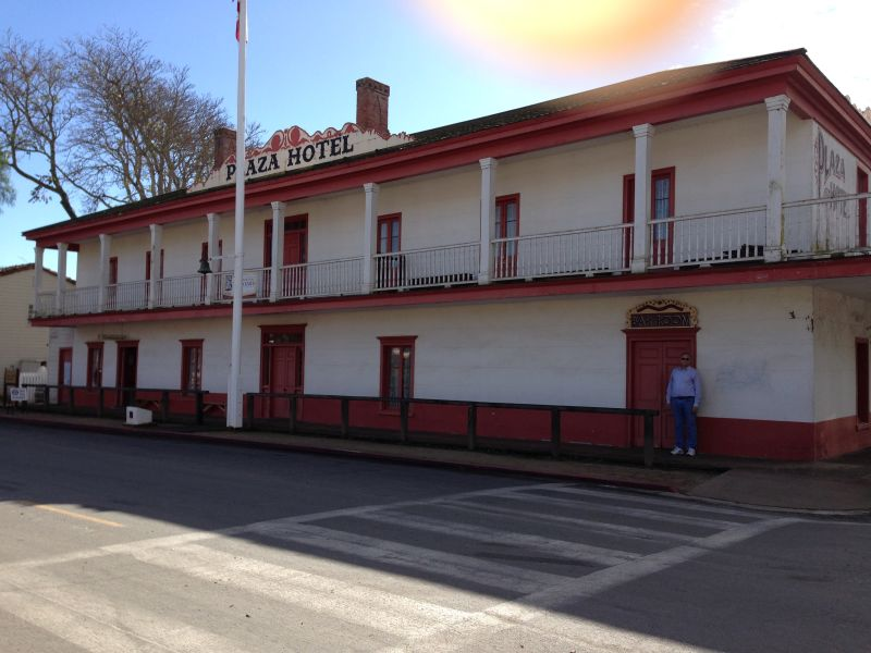 CHL #180  Plaza Hotel
