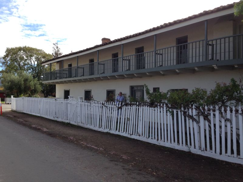CHL #179 - Castro House