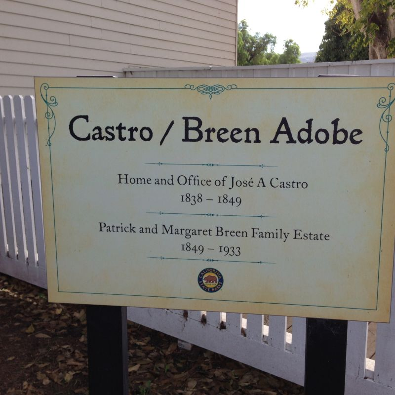 CHL #179  Castro Breen Adobe