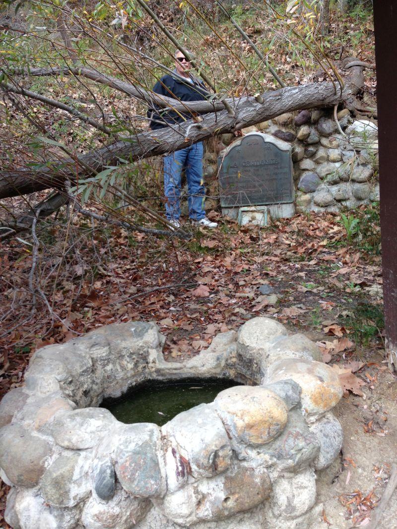 CHL 562 La Cristianita Site