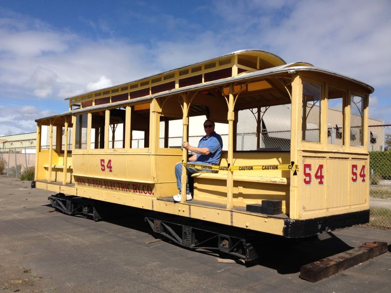 NO. 1023  NATIONAL CITY DEPOT TRANSCONTINENTAL RAILROAD