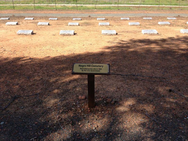 No. 570 Negro Hill graves were relocated to CHL #569 Mormon Island