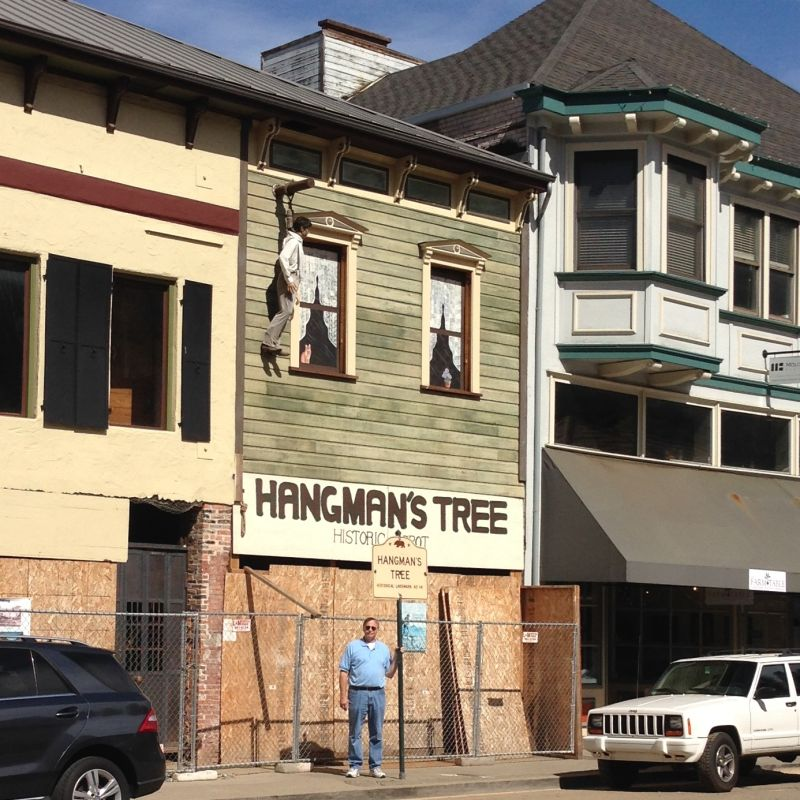 CHL No. 141 Hangman's Tree