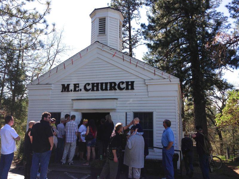 CHL No. 767  Methodist Episcopal Church