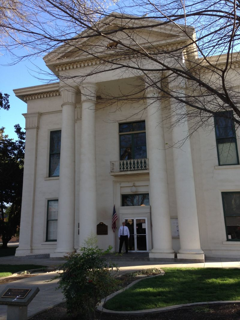 CHL No. 890  Colusa County Courthouse