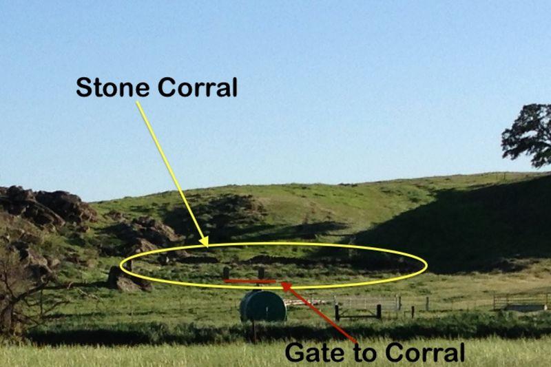 CHL No. 238 Swift's Stone Corral