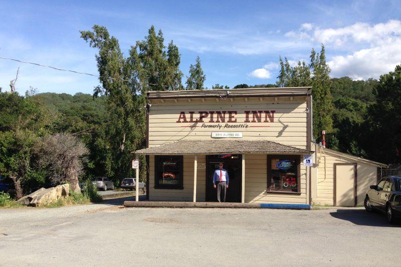 """NO. 825 CASA DE TABLETA (Now Called """"The Alpine Inn"""")"""