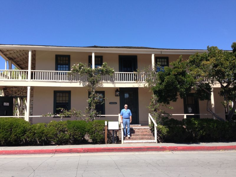 NO. 106 LARKIN HOUSE