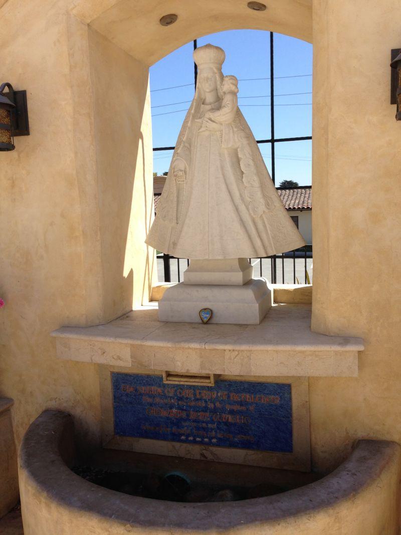 NO. 105 ROYAL PRESIDIO CHAPEL, Our Lady of Bethlehem