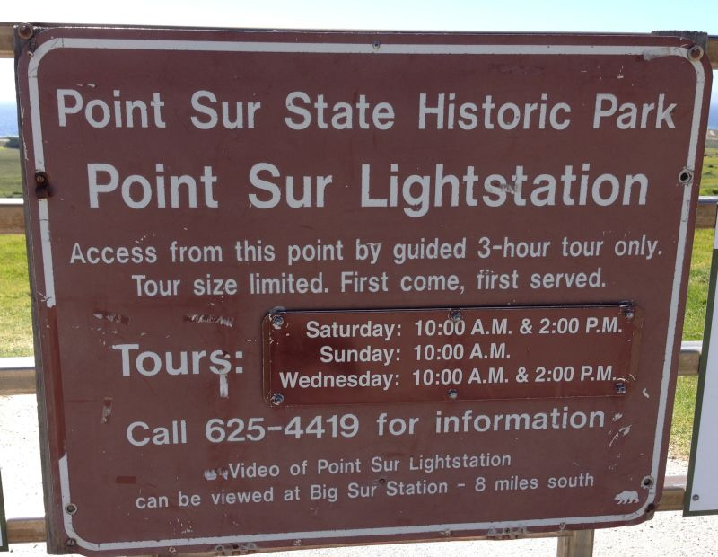 NO. 951 LIGHT STATIONS OF CALIFORNIA (THEMATIC), POINT SUR LIGHT STATION
