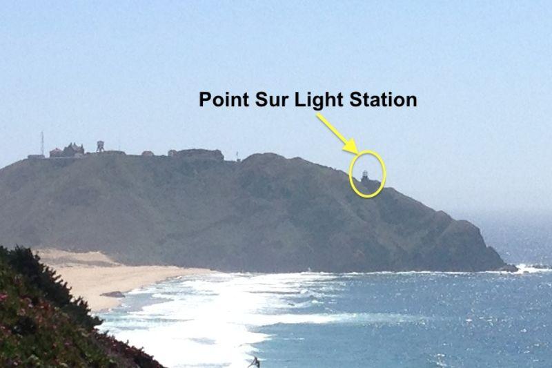 NO. 951 POINT SUR LIGHT STATION