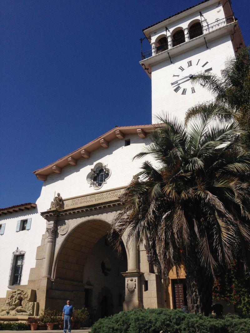NO. 1037 Santa Barbara County Courthouse