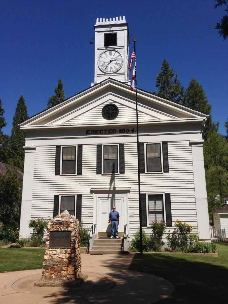 NO. 670 MARIPOSA COUNTY COURTHOUSE