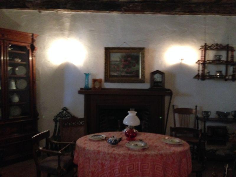 NO. 391 SANCHEZ ADOBE, Interior