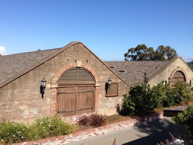 NO. 733 PAUL MASSON MOUNTAIN WINERY - Cellars
