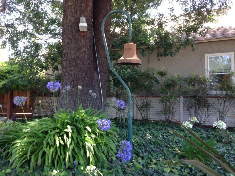 NO. 249 OLD ADOBE WOMAN'S CLUB - Garden