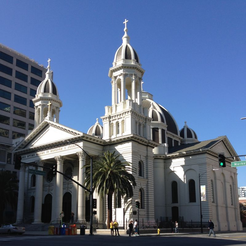 NO. 910  ST. JOSEPH'S CATHOLIC CHURCH