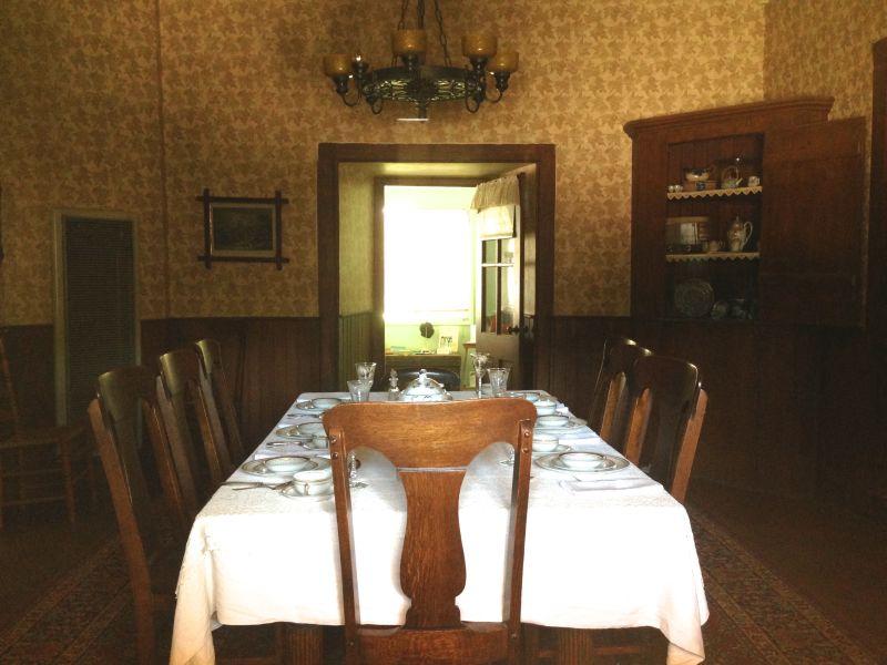 NO. 979 RANCHO SIMI - Adobe Dining room